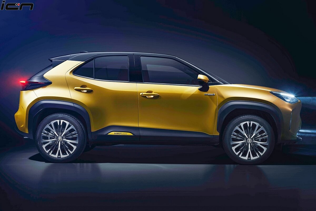 Toyota Yaris Cross Compact SUV Revealed; To Rival Nissan Juke