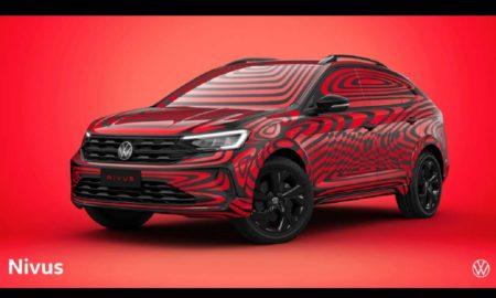 VW Nivus Front