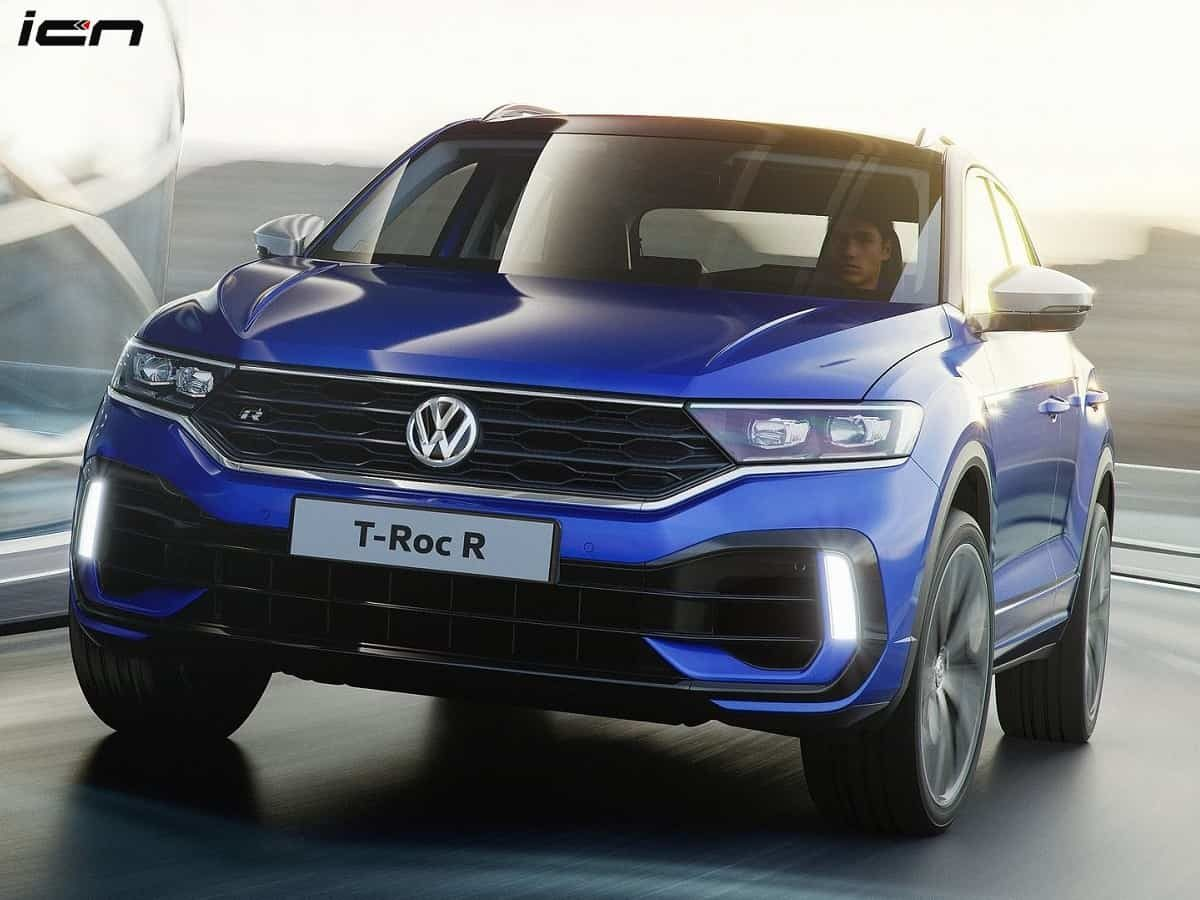 High-Performance Volkswagen T-Roc GT Planned For India