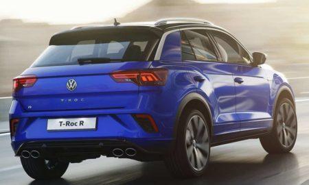 Volkswagen T-Roc GT Specs