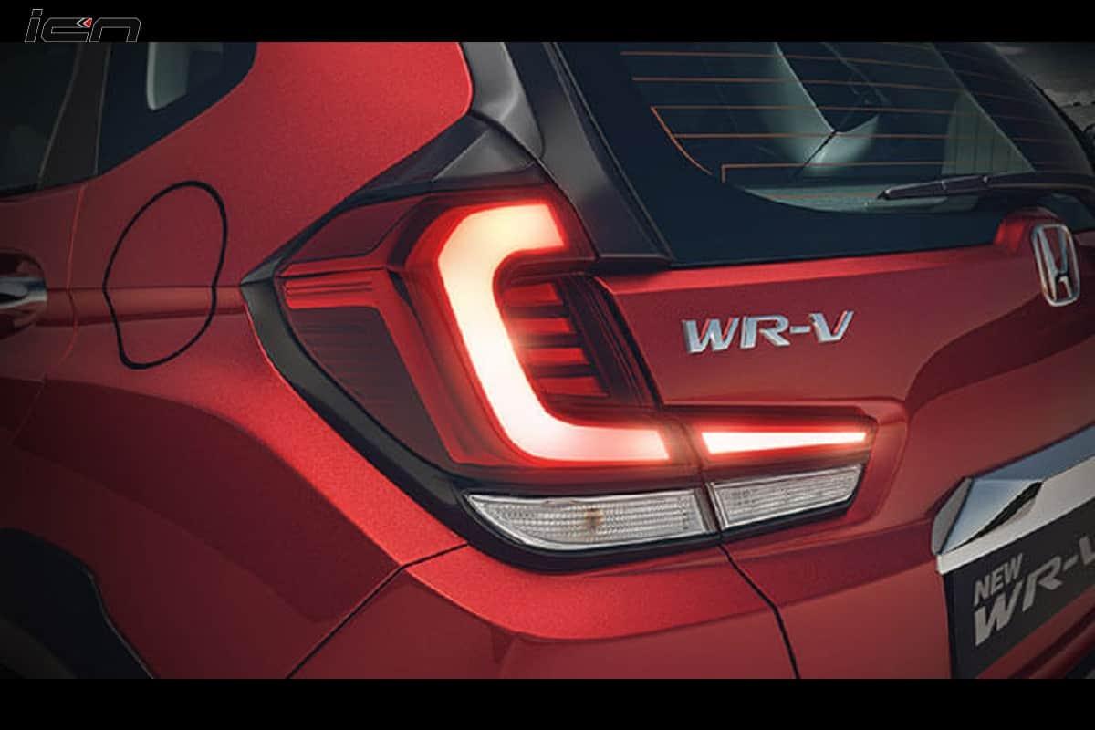 2020 Honda WR-V BS6