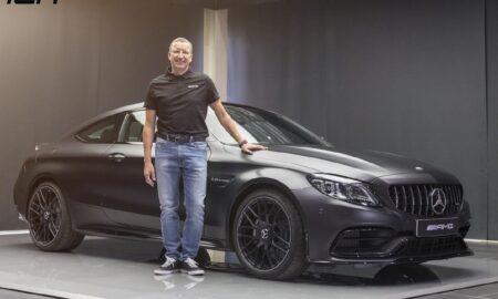 2020 Mercedes- AMG C 63 Coupe Specs