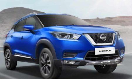 2020 Nissan Kicks BS6