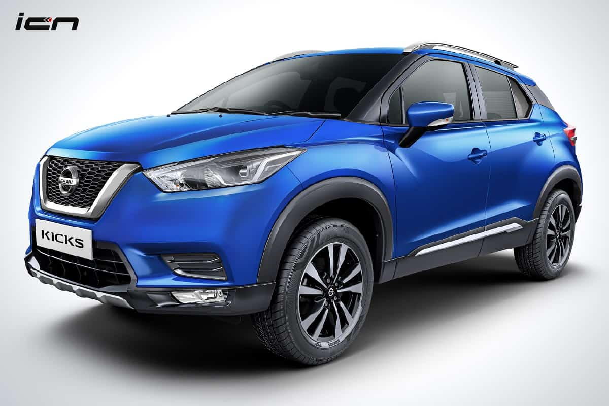 2020 Nissan Kicks Launched at Rs 9.50 Lakh; Gets 154bhp Engine