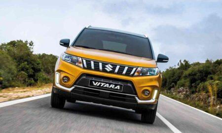 2021 Suzuki Vitara Representational