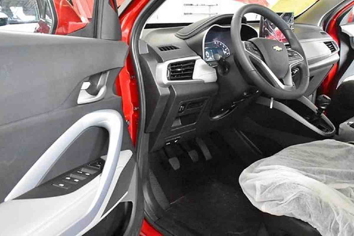 Chevrolet Groove SUV Interior