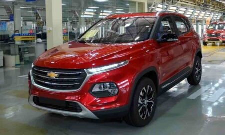 Chevrolet Groove SUV Launch
