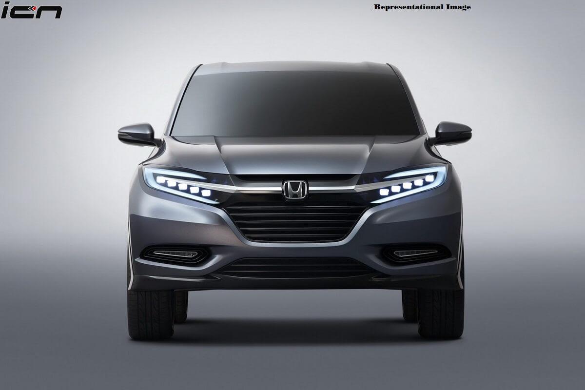 Honda ZR-V SUV Concept (1)