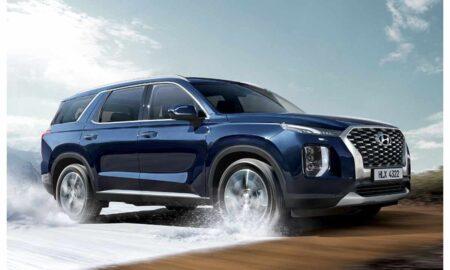 Hyundai Palisade SUV 8-seater