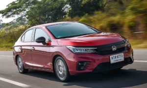 New Honda City RS Launch