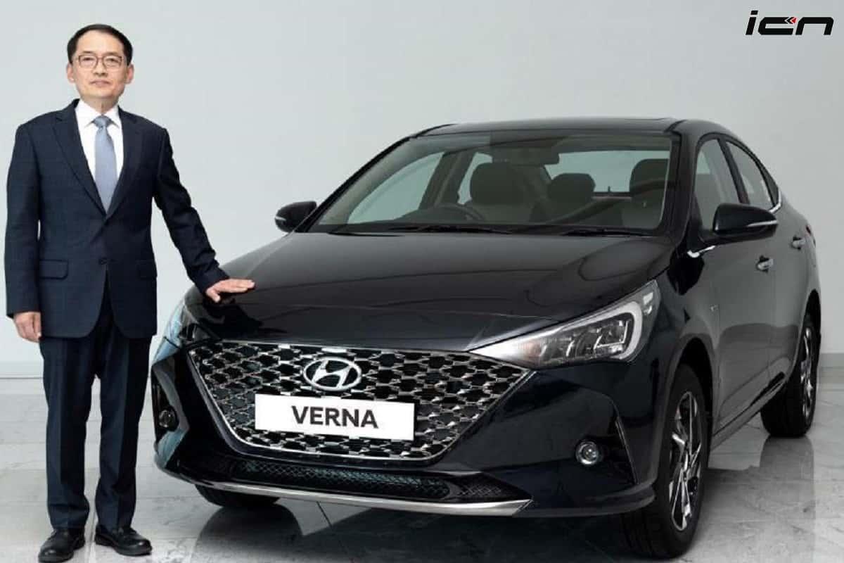 New Hyundai Verna 2020 Price List