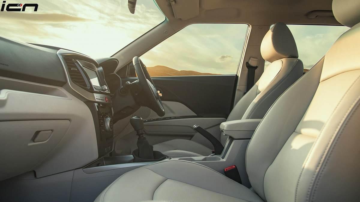 New XUV300 Interior