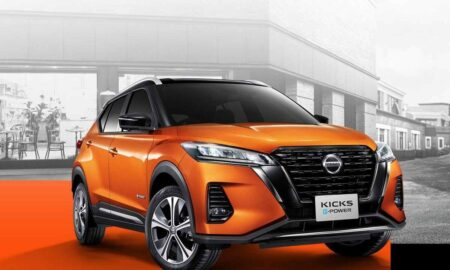 Nissan Kicks e-Power Specs