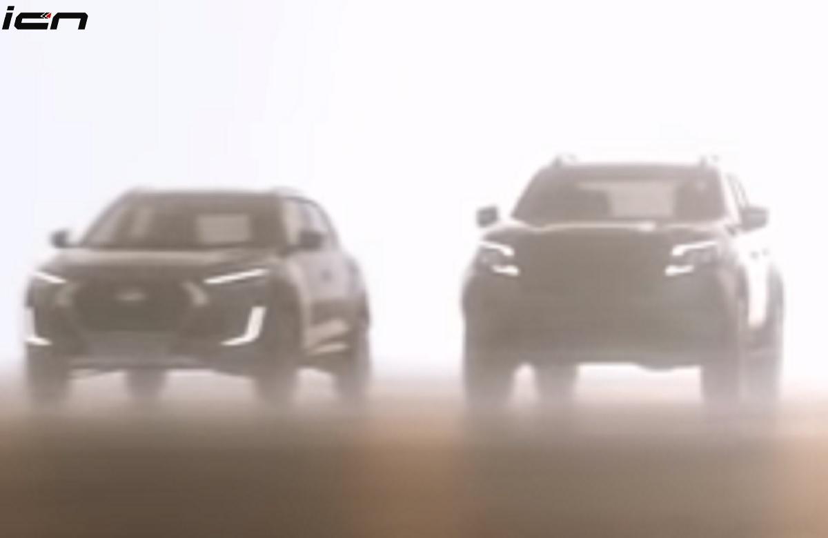 Nissan Magnite SUV Teased