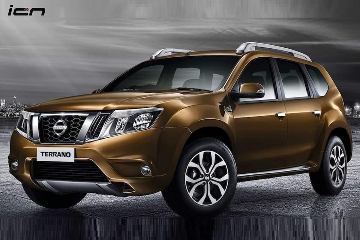 Nissan Terrano Discontinued