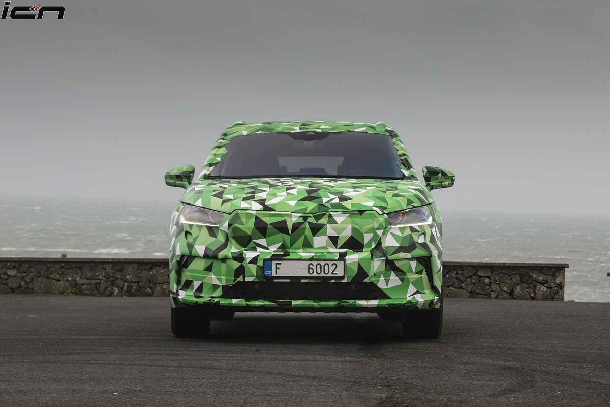 Skoda Enyaq Revealed – All-New Electric SUV with up to 500km Range
