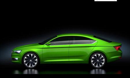 Skoda Sedan Concept (1)
