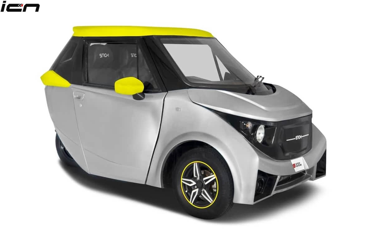 Strom R3 Electric Launch