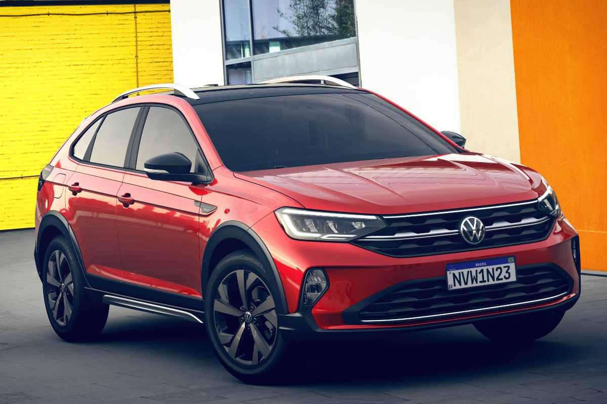 VW Nivus Red