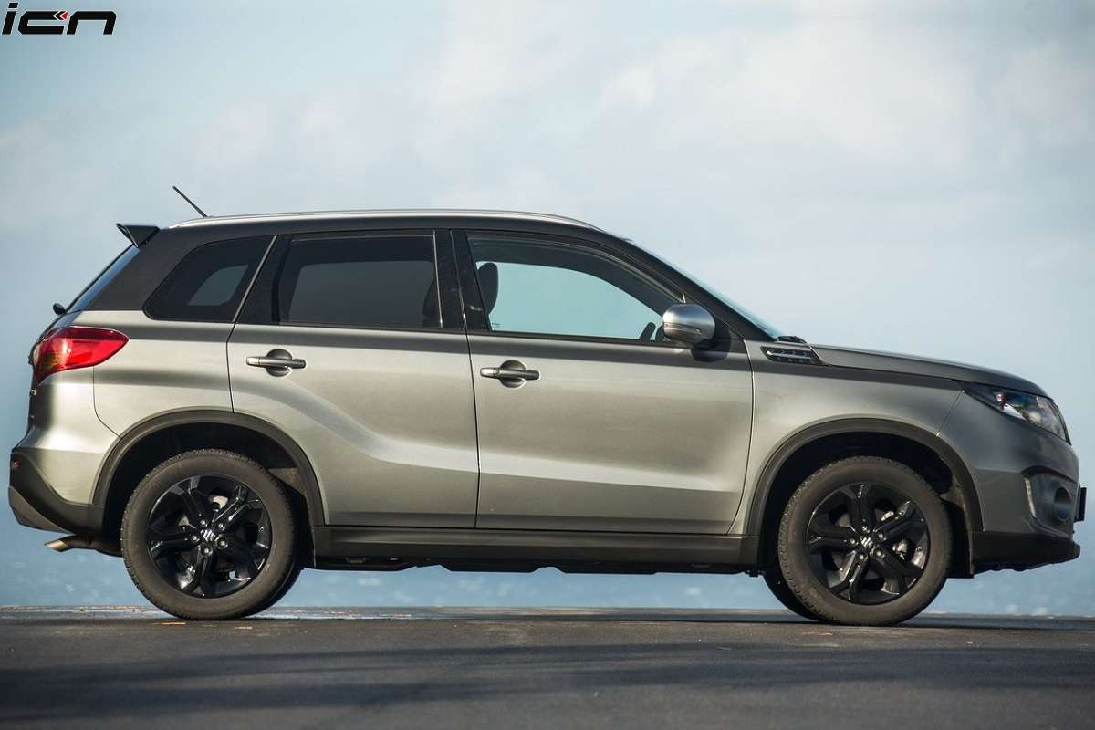 2020 Suzuki Grand Vitara Preview First Drive