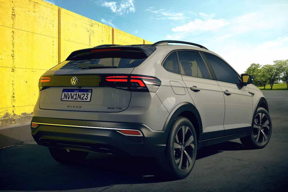 Volkswagen Nivus 2020 Rear