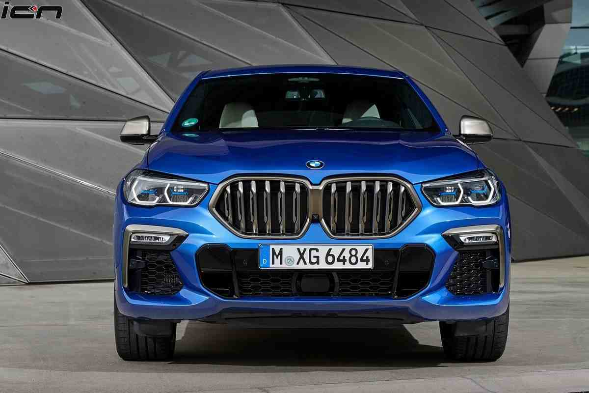 New BMW X6 India Launch Tomorrow; Expected Price