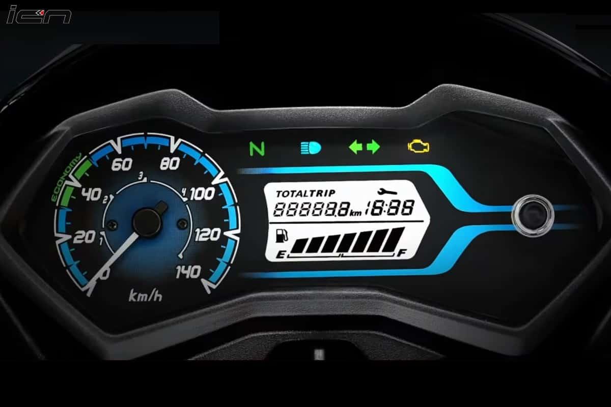 2020 Honda Livo BS6 Changes