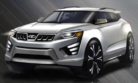 2020 Mahindra XUV500 Changes