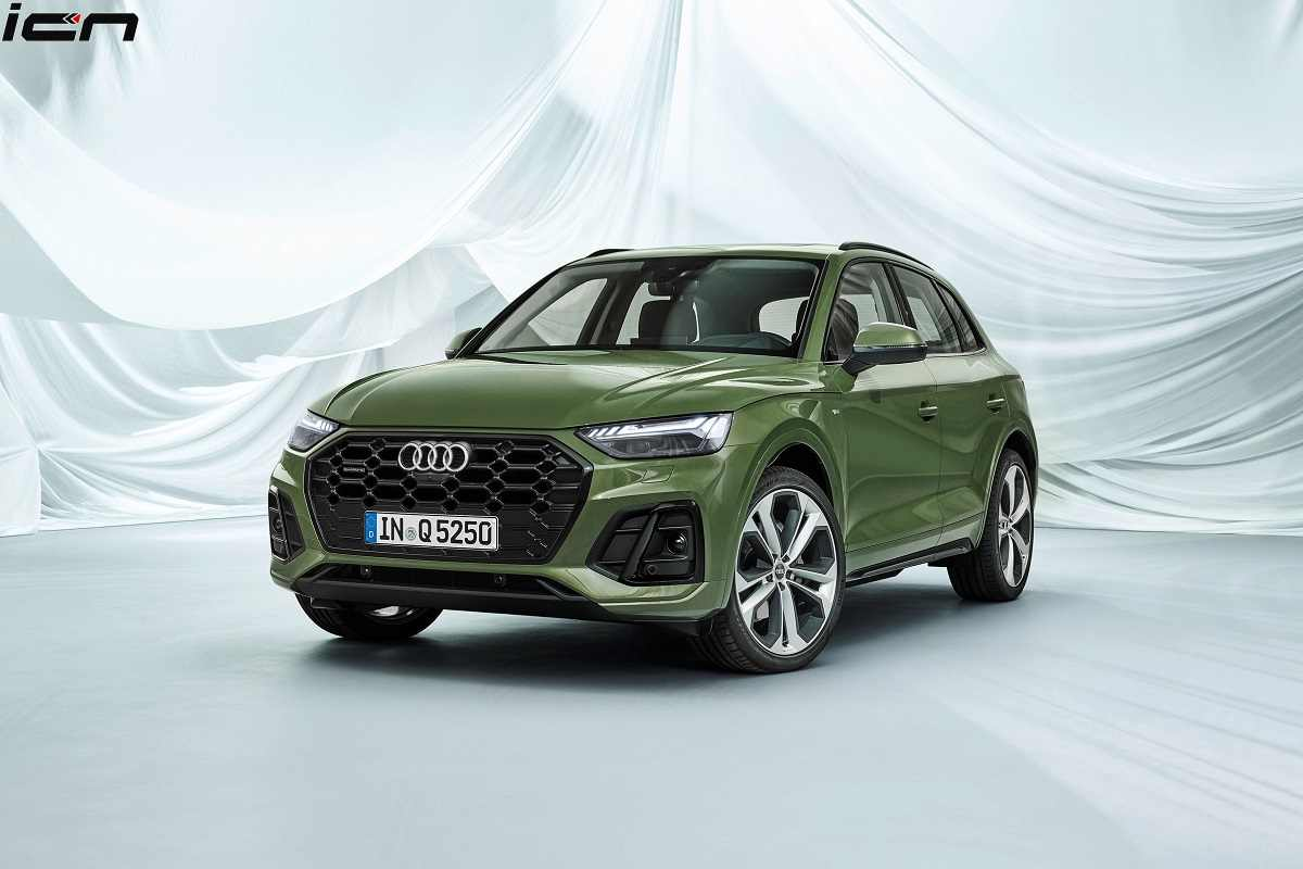 2021 Audi Q5 Facelift Unveiled With Visual Changes, New Features