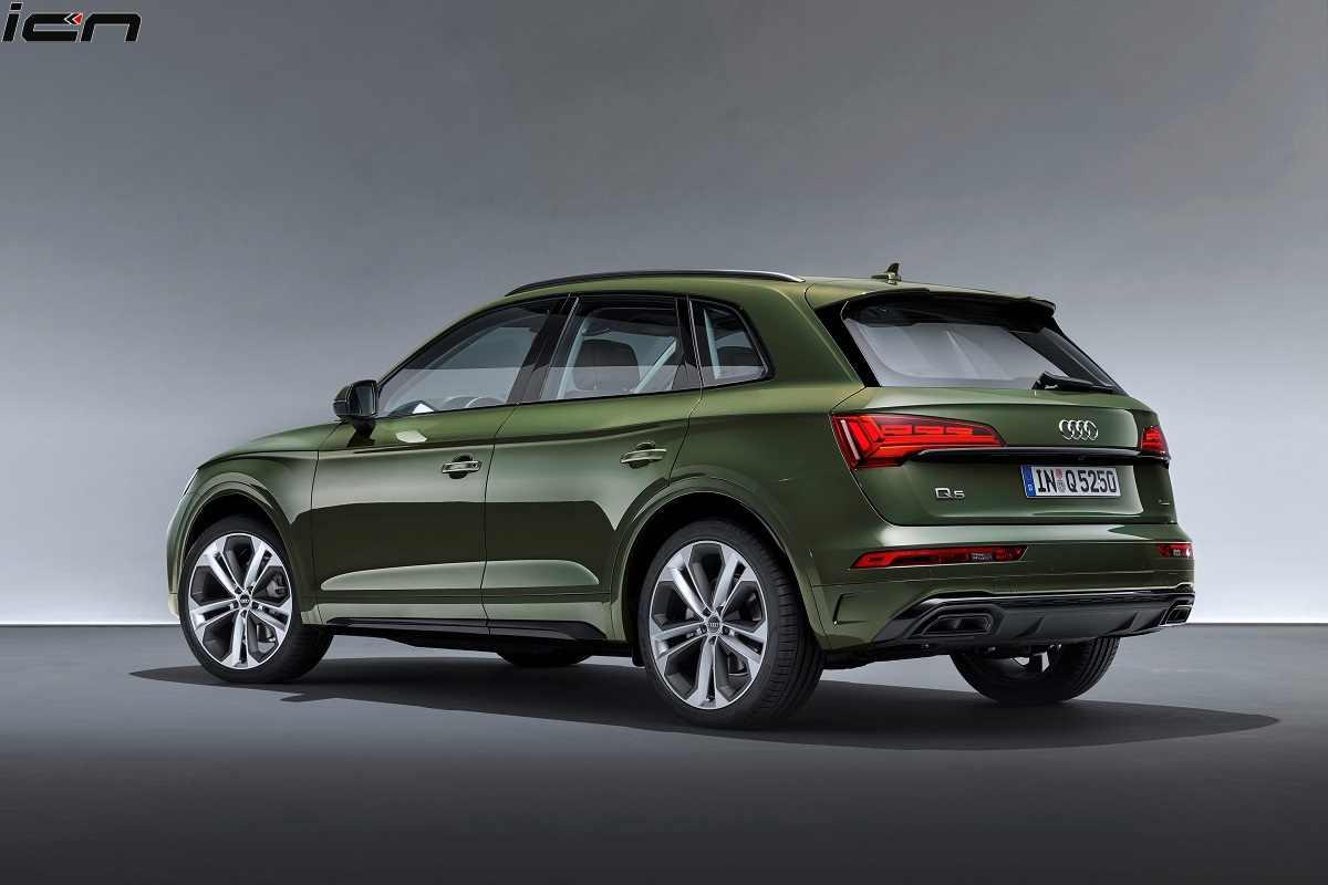 2021 Audi Q5 facelift Design