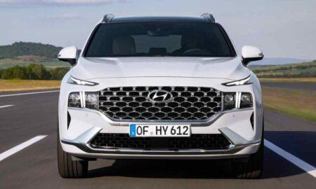 2021 Hyundai Santa Fe Specs