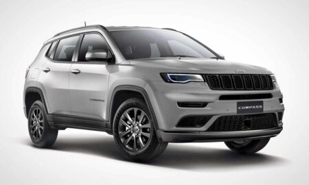 2021 Jeep Compass Launch