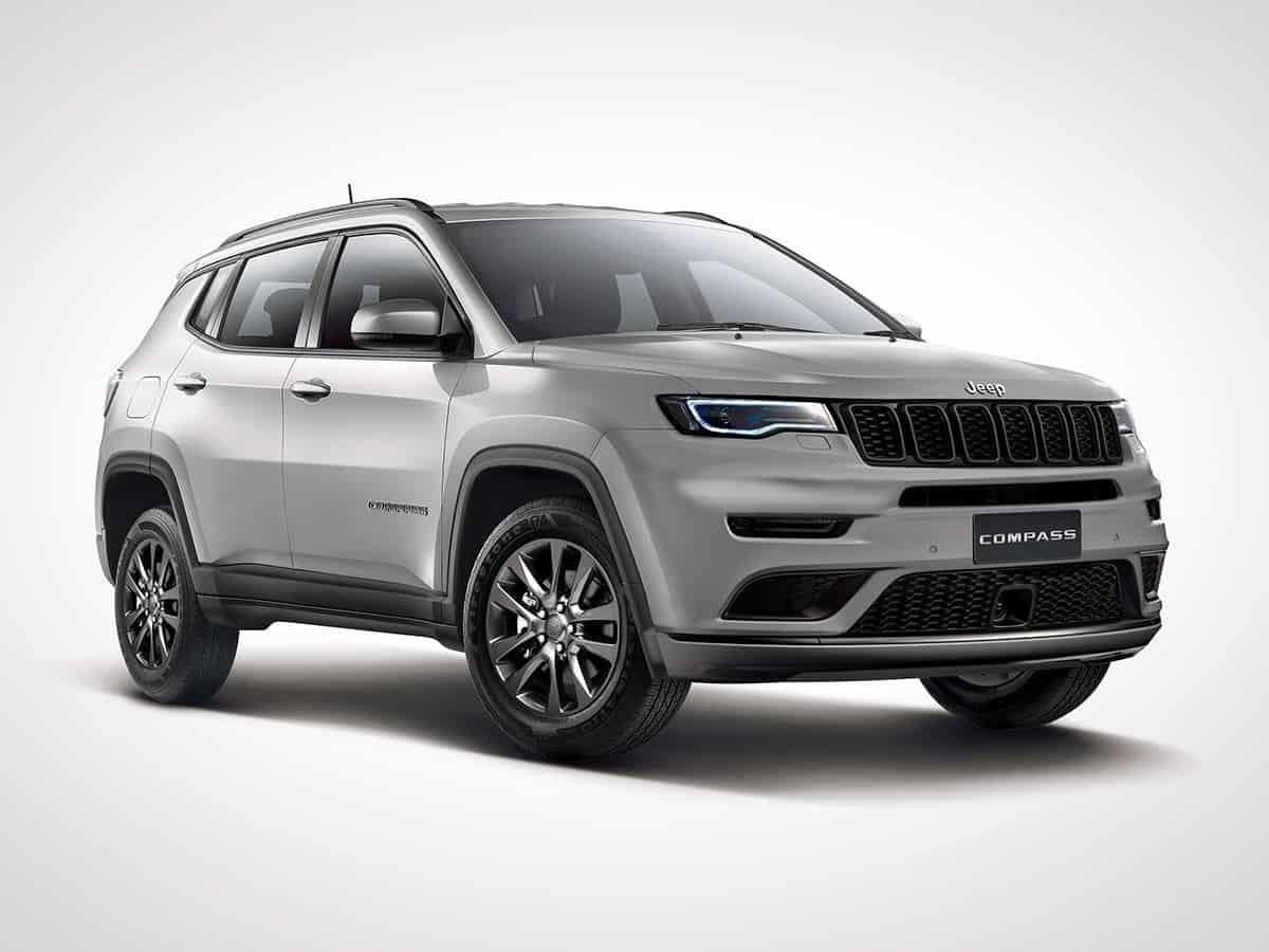 Photos Jeep New Models 2021