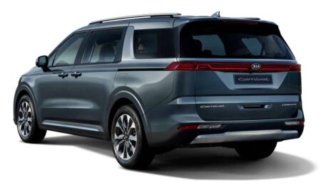 2021 Kia Carnival Features
