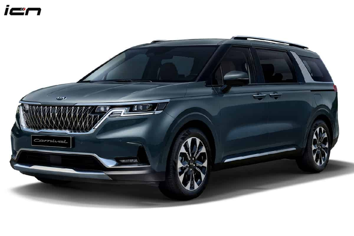 2021 Kia Carnival First Pictures Out; Design Changes Revealed