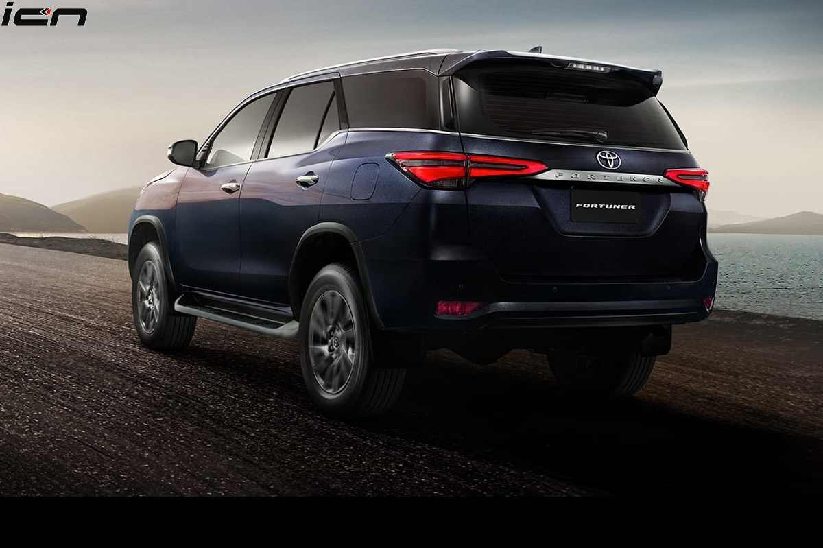 Toyota To Launch 3 New UVs in India In 1 Year: New Fortuner