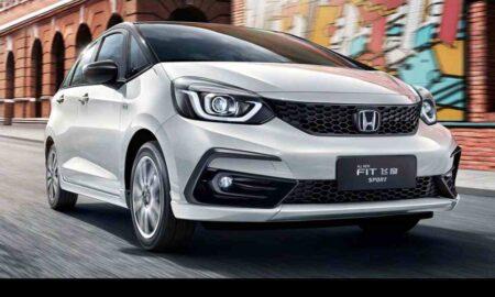 All-New Honda Jazz China