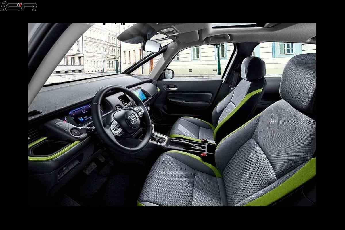 All-New Honda Jazz Interior