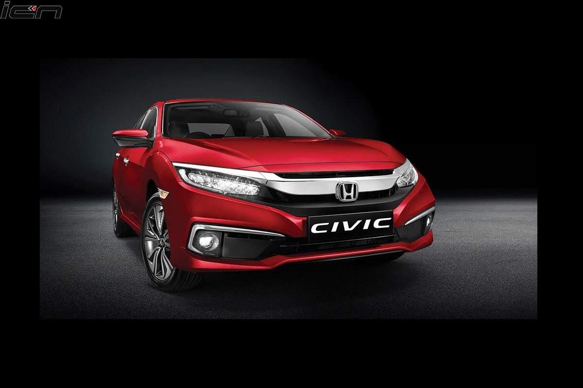 BS6 Honda Civic Diesel