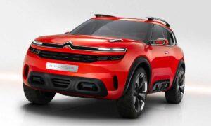 Citroen Aircross SUV Concept