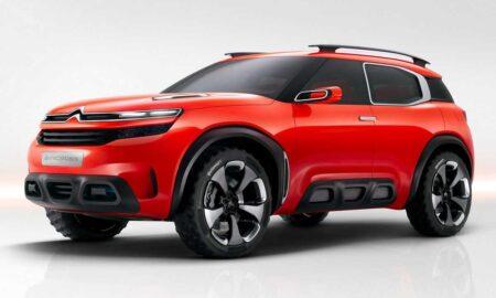 Citroen SUV Concept