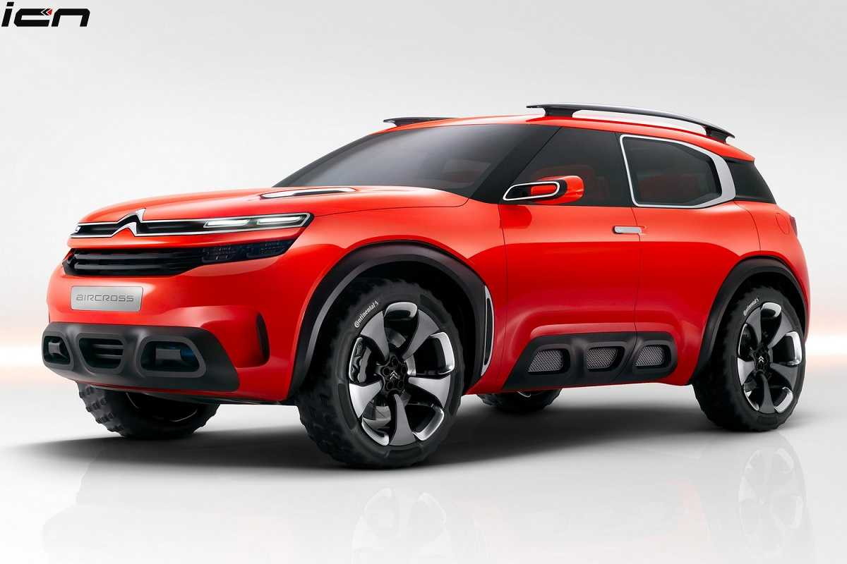 4 New Citroen Cars To Launch Between 2021-23 – Official