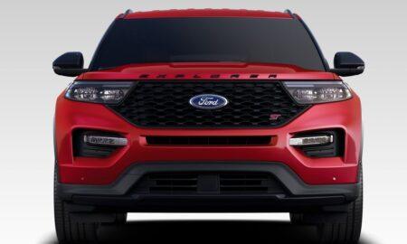 Ford B745 SUV