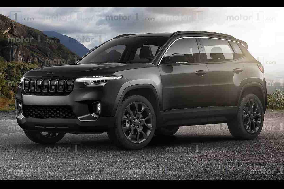 Jeep Compact Suv Ford Ecosport Rival Could Look Like This