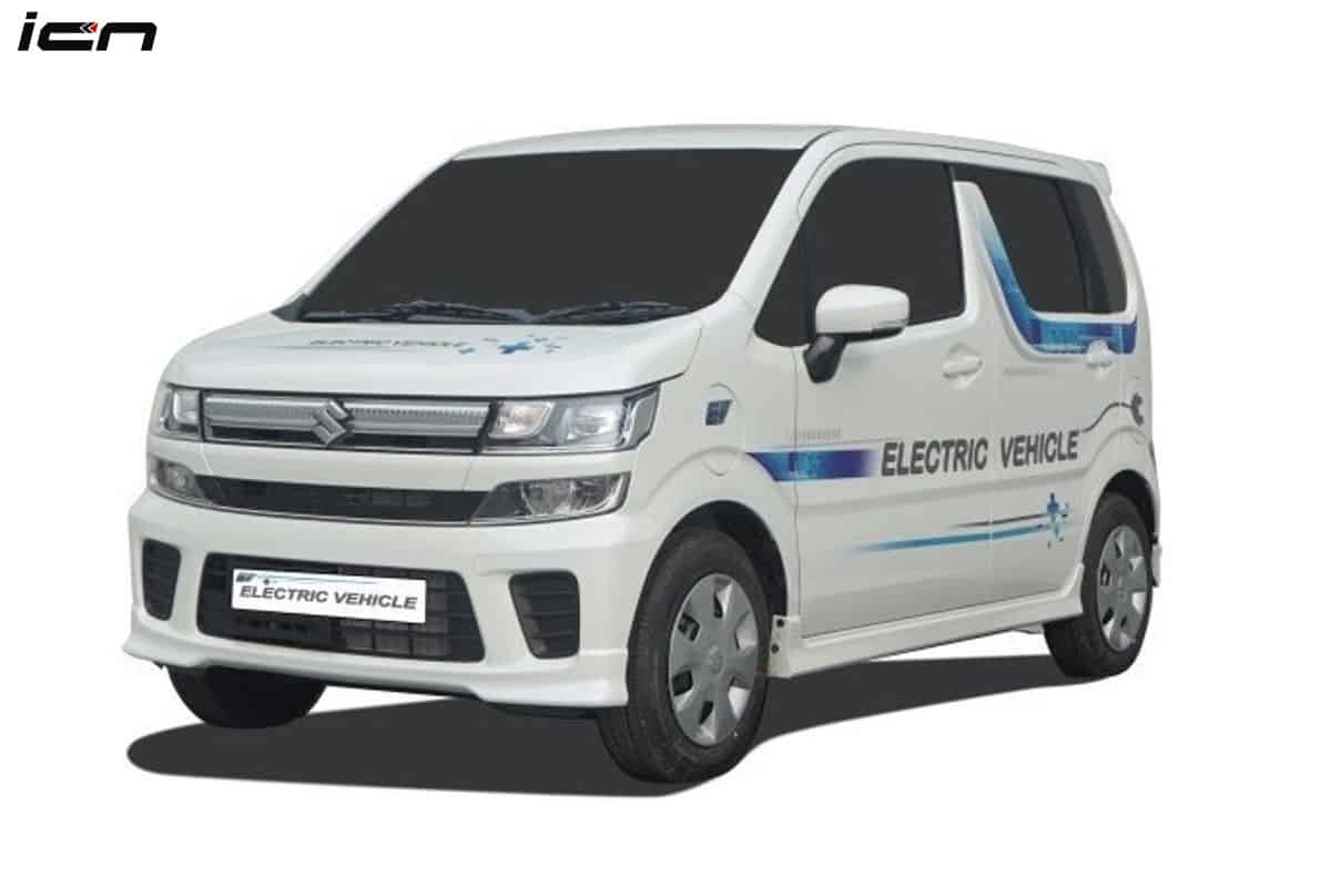 Maruti Suzuki First Electric Car