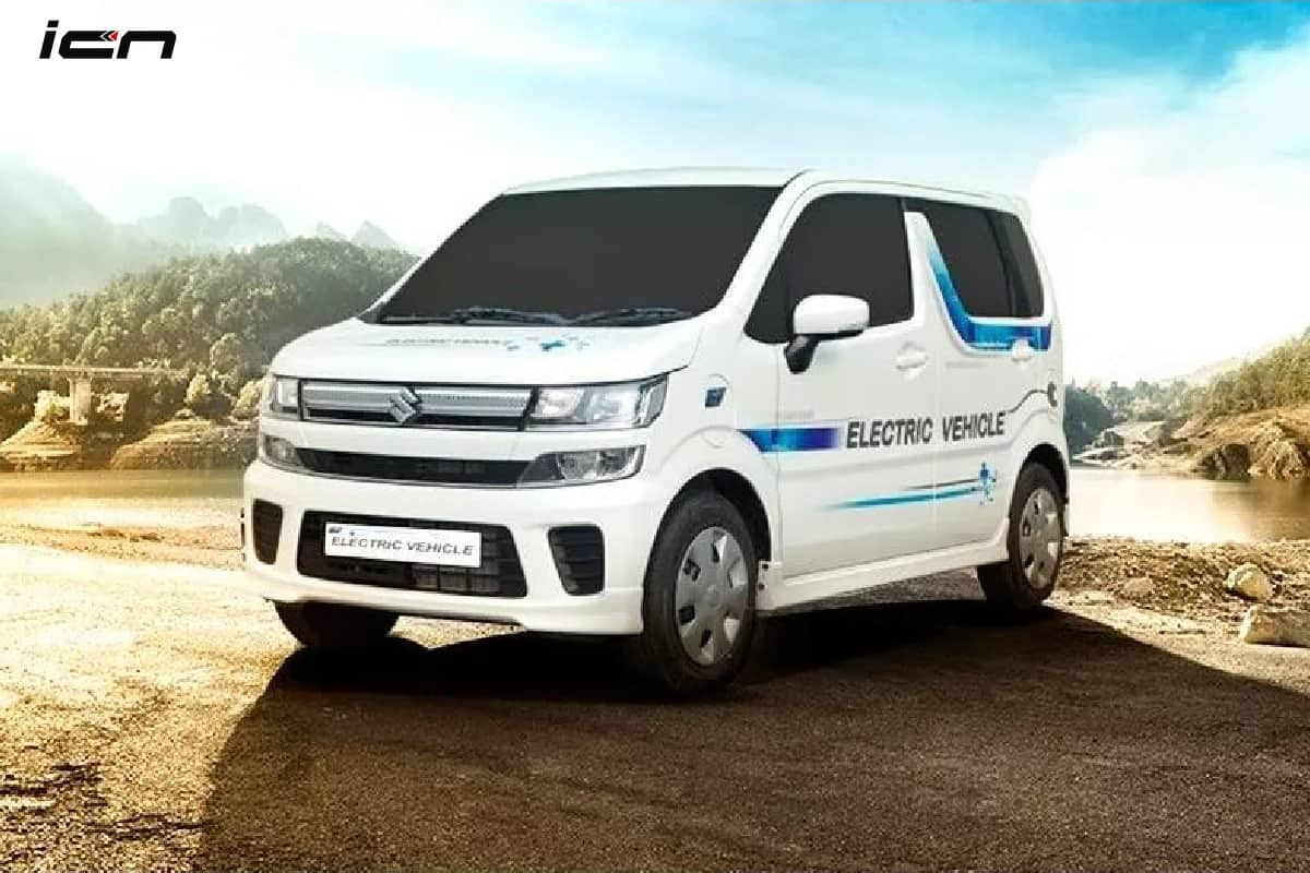 Maruti WagonR Electric Car