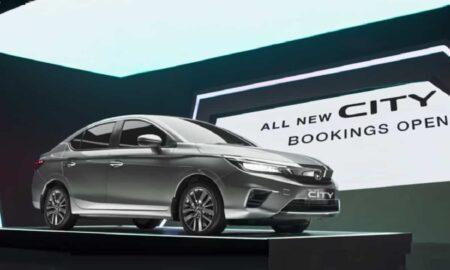 New Honda City Online booking