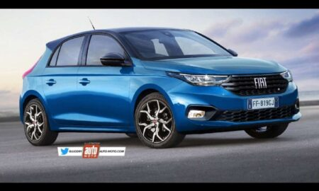 Next-gen Fiat Punto Imagined