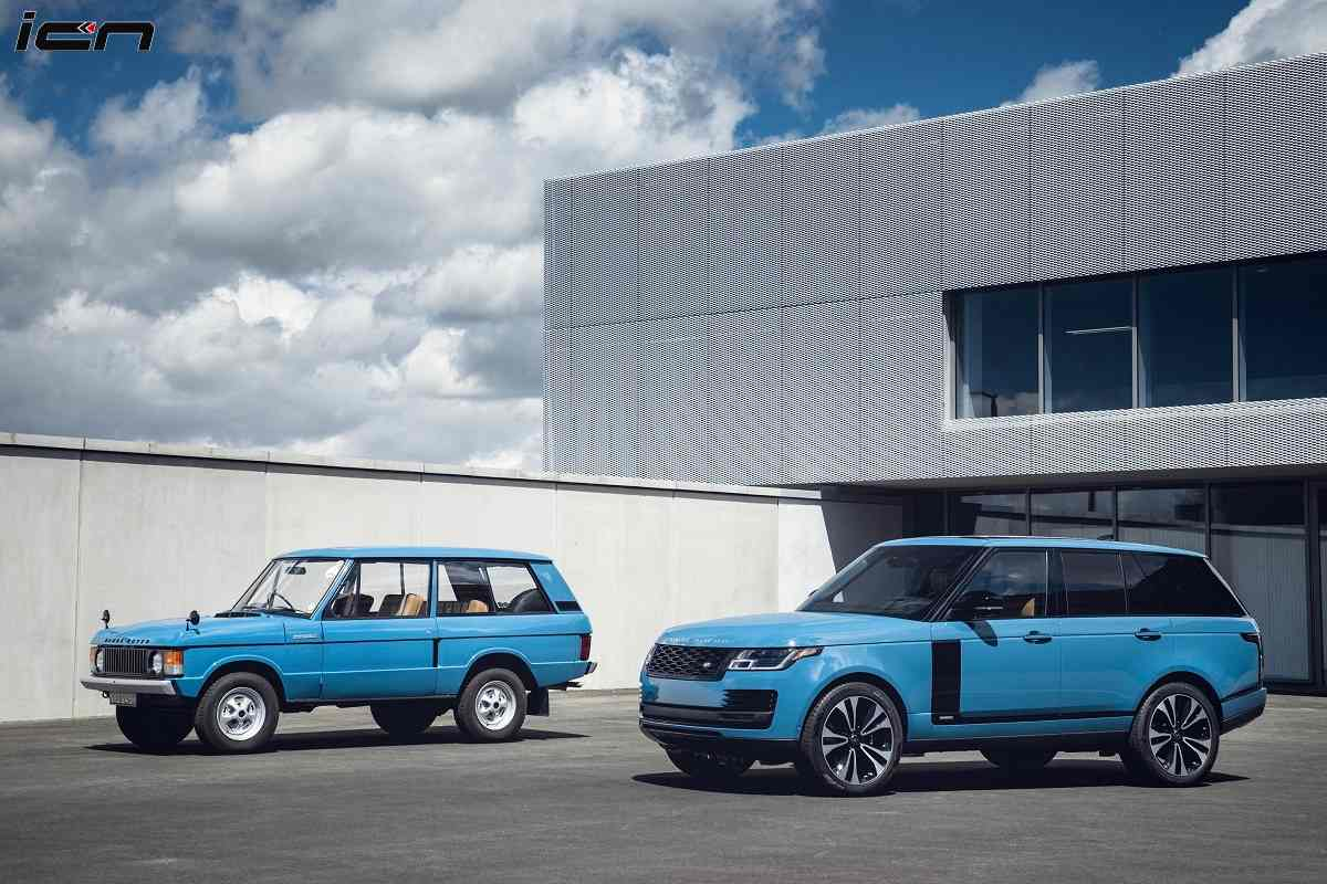Range Rover 'Fifty' Limited Edition Launched; Celebrates 50 Years