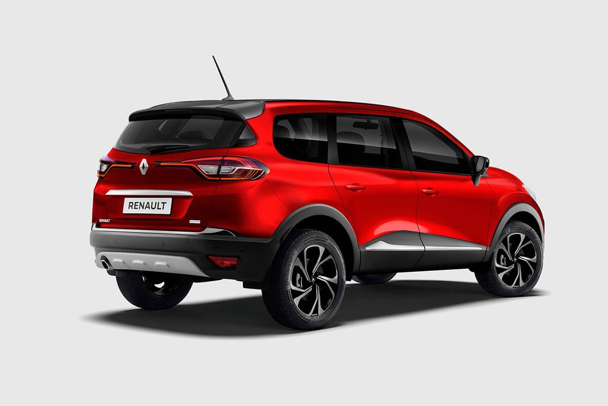 Renault Kiger Compact SUV Imagined As Mini Captur